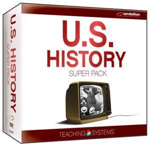 U.S. History Super Pack