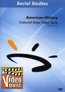 Colonial Days Video Quiz
