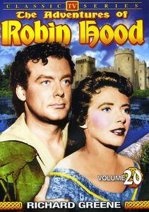 The Adventures of Robin Hood: Volume 20