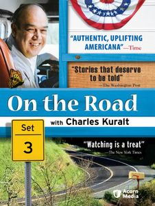 On the Road With Charles Kuralt Set 3