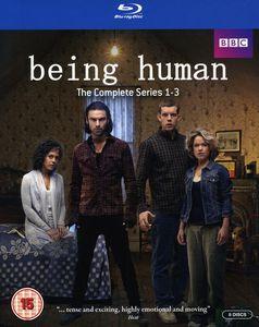 Being Human: Season 1-3 Box Set (2011) (Blu-ray) [Import]