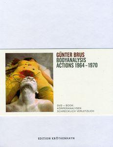 Bodyanalysis: Actions 1964-1970