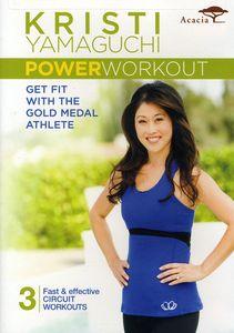 Kristi Yamaguchi: Power Workout