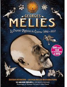Georges Melies Le Premier Magicien Du Cinema [Import]