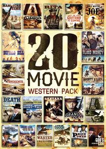 20-Film Western Pack