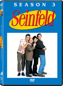 Seinfeld: The Complete Third Season