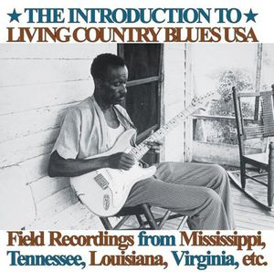 Introduction to Living Country Blues USA /  Various [Import] , Various Artists