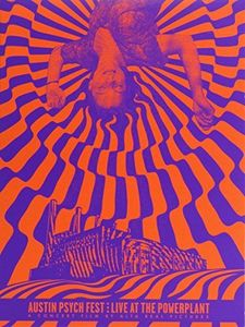 Austin Psych Fest: Live at the Power Plant