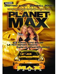 Max Power Planet Max