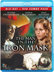 The Man in the Iron Mask , Richard Chamberlain