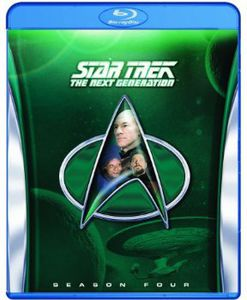 Star Trek-The Next Generation-Series 4 [Import]