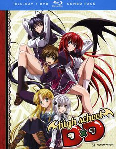 High School DXD: The Series
