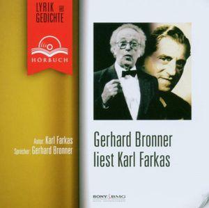 Gerhard Bronner Liest Karl Farkas [Import]