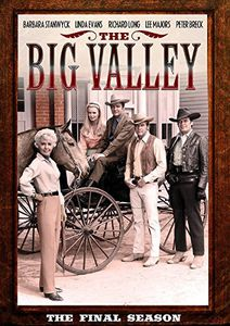 The Big Valley: Season Four (Final Season)