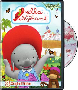 Ella the Elephant: Season One Volume One