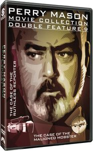 Perry Mason Double Feature 09: The Case of the Ruthless Reporter /  The Case of the Maligned Mobster