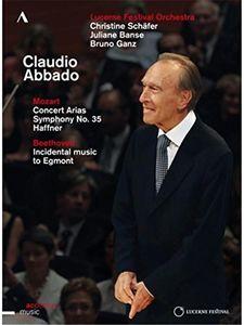 Claudio Abbado - Lucerne Festival Orchestra