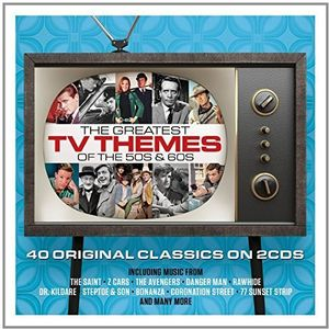 Greatest TV Themes (Original Soundtrack) [Import]