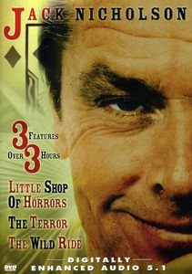 The Little Shop of Horrors /  The Terror /  The Wild Ride