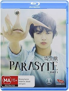Parasyte: Part 1 (Blu-Ray) [Import]