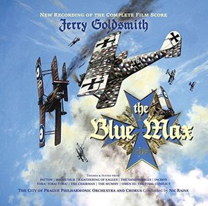 The Blue Max (New Recording of the Complete Film Score) [Import]