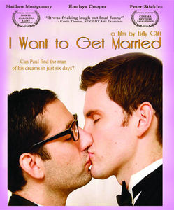 I Want to Get Married