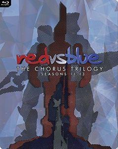 Red Vs. Blue the Chorus Trilogy: Seasons 11-13