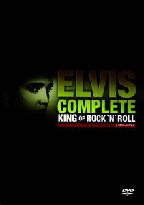 Elvis Presley: The Complete: Volume 1, 2, 3, 4