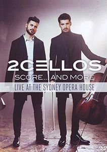 2Cellos: Score & More - Live At Sydney Opera House [Import]