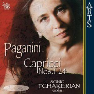24 Capricci for Solo Violin