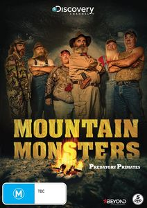 Mountain Monsters: Predatory Primates [Import]