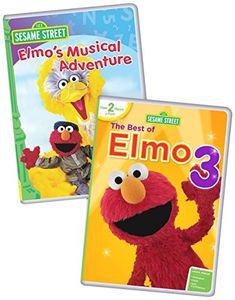 Sesame Street: Best Of Elmo 3/ Elmo's Musical Adventure