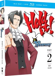 Ace Attorney: Part Two