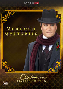 Murdoch Mysteries: Christmas Cases Collection , Yannick Bisson
