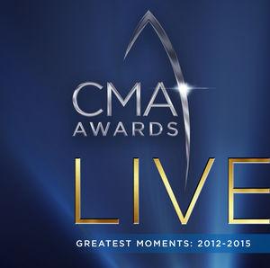CMA Awards Live , Various Artists