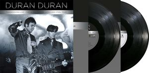 Thanksgiving LIVE-The Ultra Chrome, Latex and Steel Tour , Duran Duran