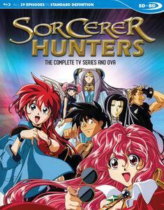 Sorcerer Hunters: Complete Series