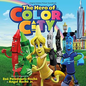 The Hero of Color City (Original Soundtrack)