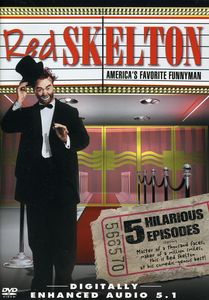 Red Skelton America's Favorite Funnyman Volume 2