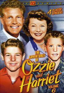 The Adventures of Ozzie & Harriet: Volume 6