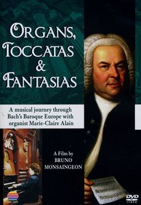 Organs Toccatas & Fantasias [Import]