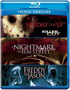 Friday the 13th /  Nightmare on Elm St /  Freddy Vs. Jason