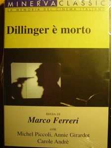 Dillinger E' Morto [Import]