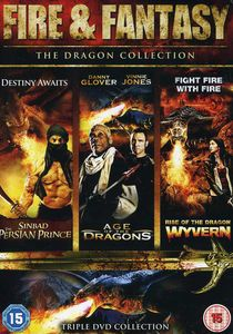 Fire & Fantasy-The Dragon Collection [Import]