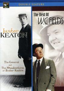 Buster Keaton /  W.C. Fields
