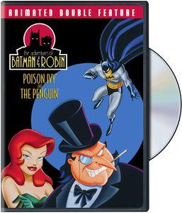 Advt of Batman & Robin: Poison Ivy & Penguin