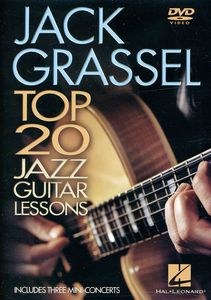 20 Top Jazz Guitar Lessons