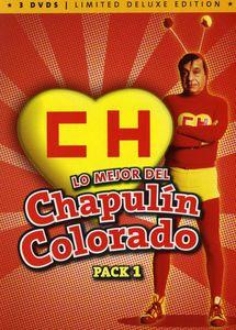 Chapulin Colorado Box 1 [Import]