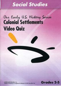 Colonial Settlements