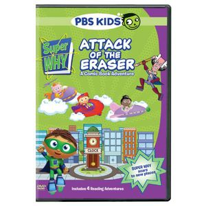 Super Why: Attack of the Eraser